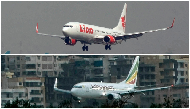 Lion Air, Ethiopian Airlines