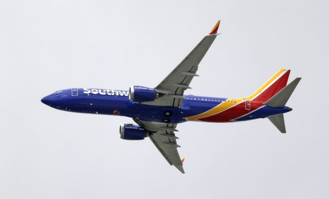 Boeing 737 Max 8, Southwest Airlines