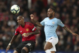 Ashley Young, Raheem Sterling