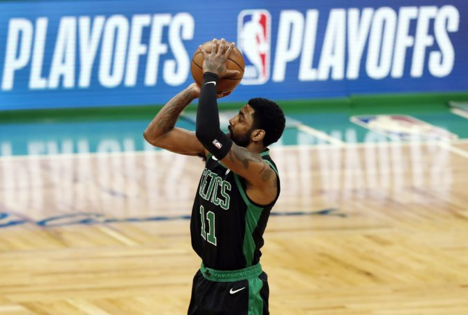 Kyrie Irving, play-off NBA, Boston Celtics