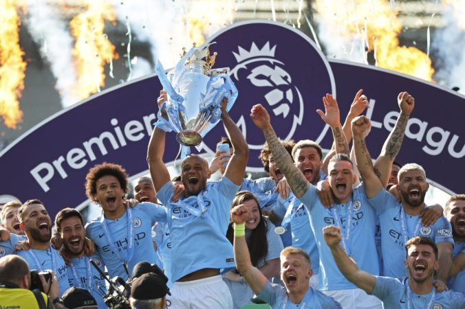 Manchester CIty, Premie League