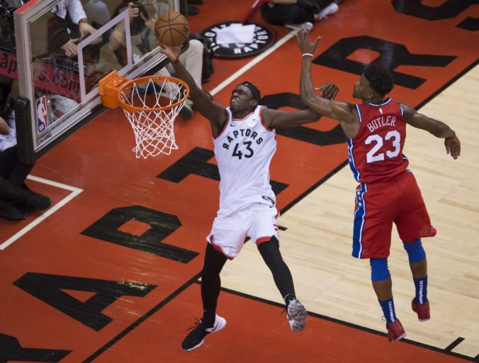 Pascal Siakam, Jimmy Butler, play-off NBA