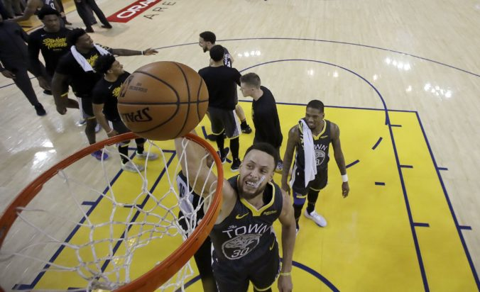 Stephen Curry, Golden State Warriors, play-off NBA