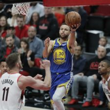 Stephen Curry, Golden State Warrios, play off NBA