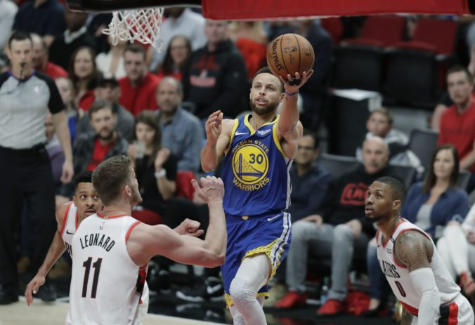 Stephen Curry, Golden State Warrios, play-off NBA