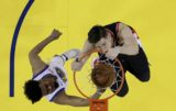 Zach Collins, Portland Trail Blazers, play-off NBA