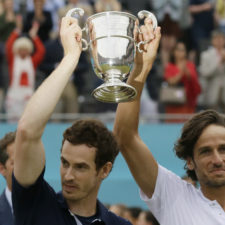 Andy Murray, Feliciano Lopez