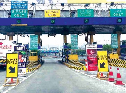 Electronic toll collection - ETC