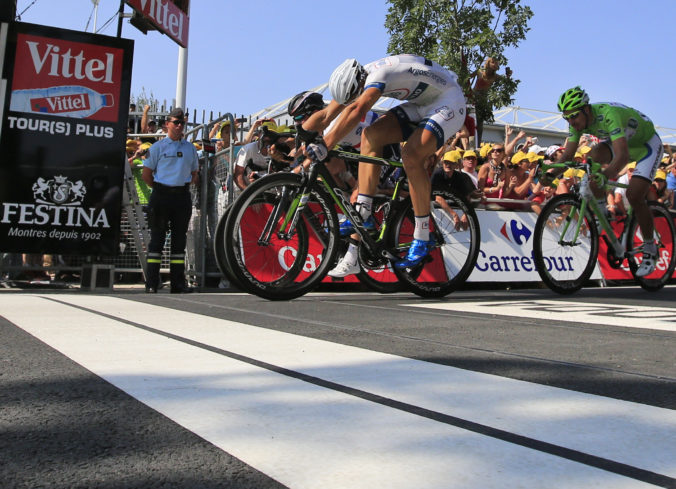 Marcel Kittel, Peter Sagan, Tour de France 2013