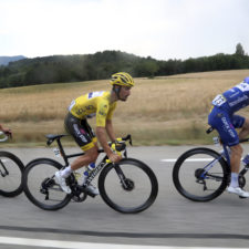 Julian Alaphilippe, Tour de France 2019 - 17. etapa