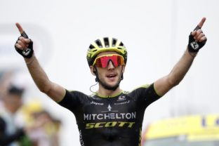 Simon Yates, Tour de France - 15. etapa
