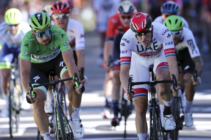 Peter Sagan, Tour de France 2019, 4. etapa