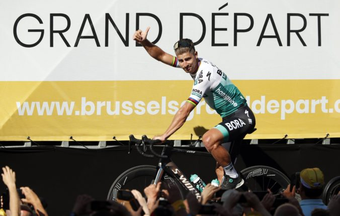 Peter Sagan, Tour de France, Bora-Hansgrohe