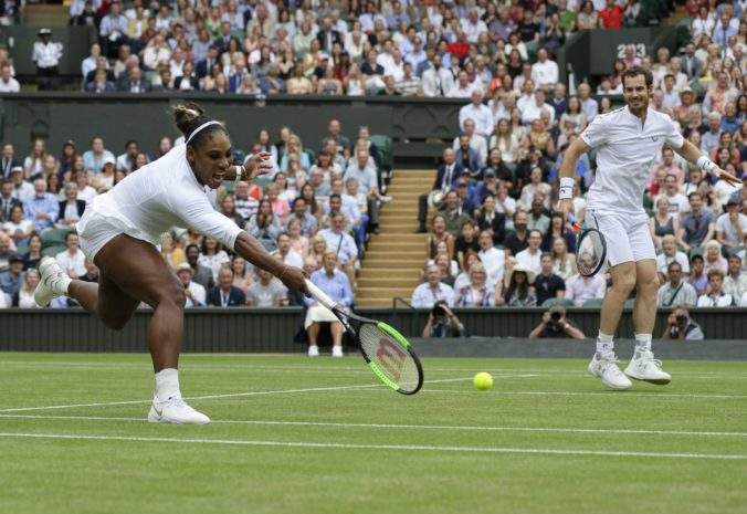 Serena Williams, Andy Murray