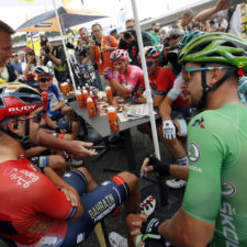 Tour de France 2019 - 12. etapa, Sonny Colbrelli, Peter Sagan