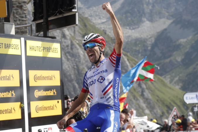 Thibaut Pinot, Tour de France