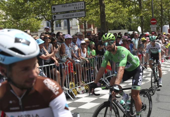 Peter Sagan, Tour de France