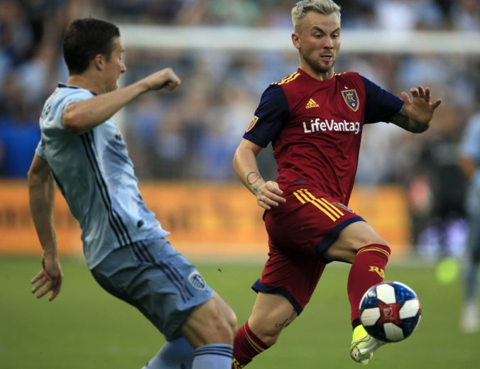 Albert Rusnák, Real Salt Lake, Major League Soccer (MLS)