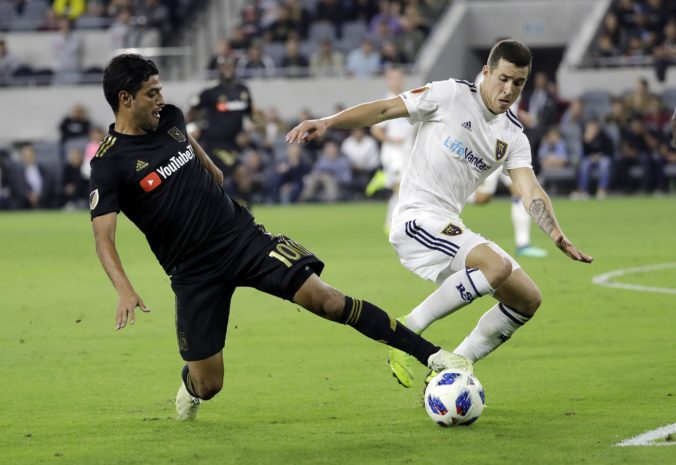 Carlos Vela, FC Los Angeles, Major League Soccer (MLS)