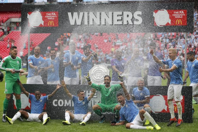 Manchester City, Community Shield