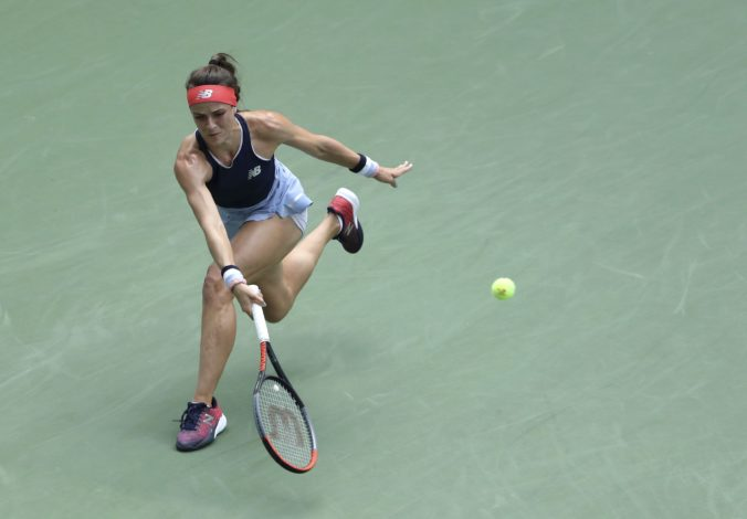 Nicole Gibbsová, US Open, New York