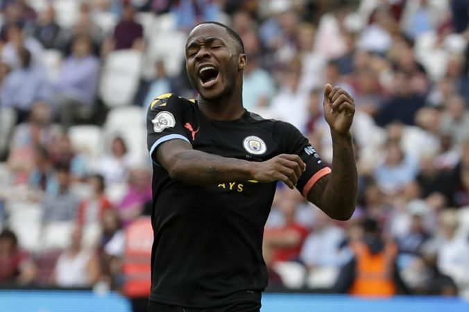 Raheem Sterling, Premier League, Manchester City