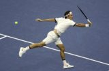 Roger Federer, US Open, New York