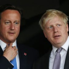 David Cameron, Boris Johnson