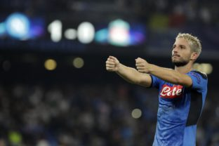 Dries Mertens, SSC Neapol