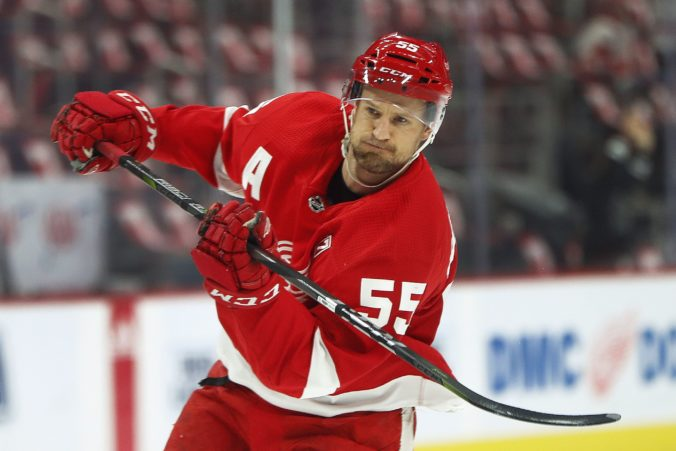 Niklas Kronwall, NHL, Detroit Red Wings