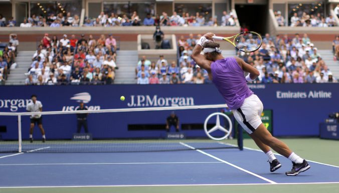 Rafael Nadal, US Open, New York