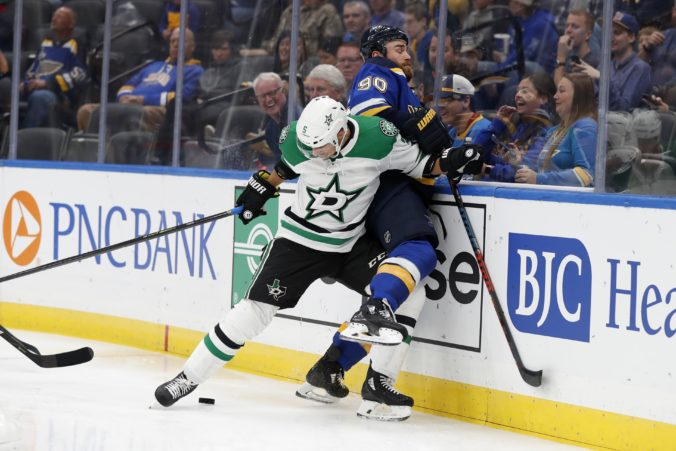 Ryan O'Reilly, Andrej Sekera, NHL, St. Louis Blues, Dallas Stars