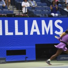 Serena Williamsová, US Open, New York