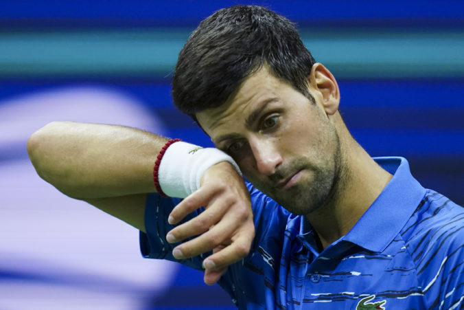 US Open Tennis, Novak Djokovic