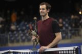 Andy Murray, Antverpy