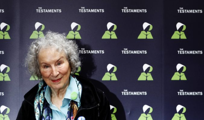 Margaret Atwood, Booker Prize