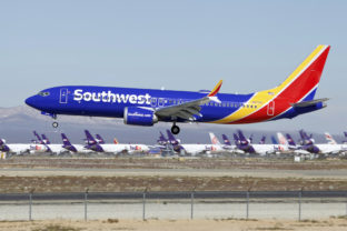Southwest Airlines, Boeing 737 MAX