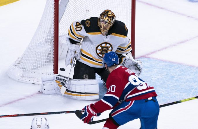 Tomáš Tatar, Tuukka Rask, NHL, Boston Bruins, Montreal Canadiens