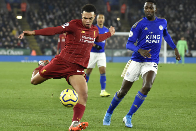 FC Liverpool, Leicester City