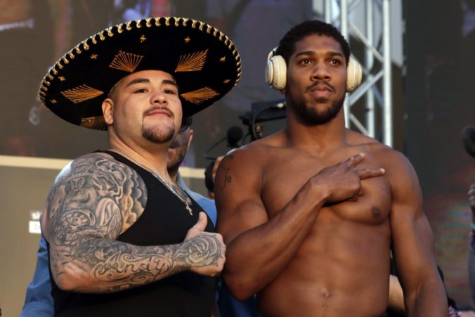 Anthony Joshua, Andy Ruiz