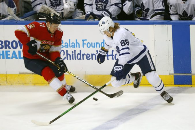 Riley Stillman, William Nylander, Florida Panthers, Toronto Maple Leafs, NHL