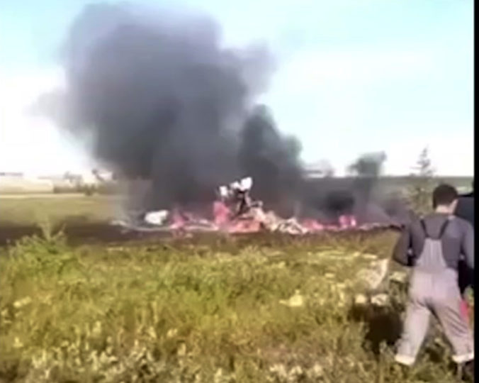 Russia Helicopter Crash