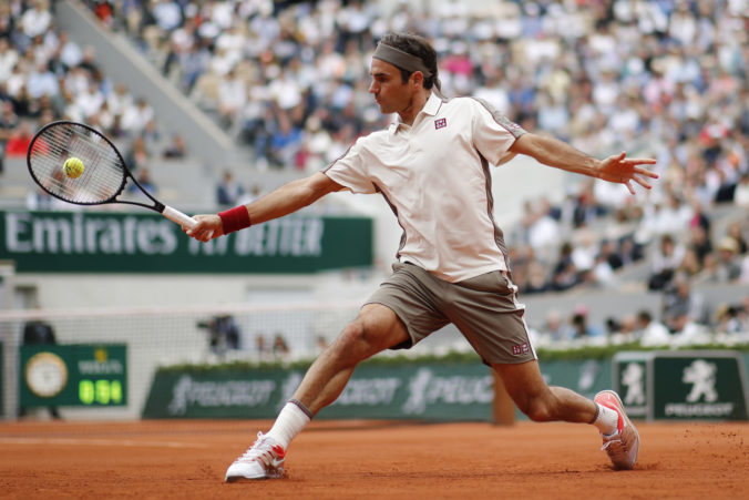 France Tennis French Open Sliding is a Skill