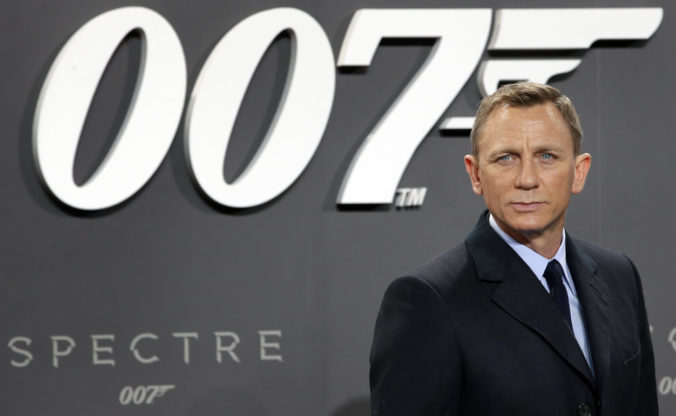 Film James Bond Coronavirus