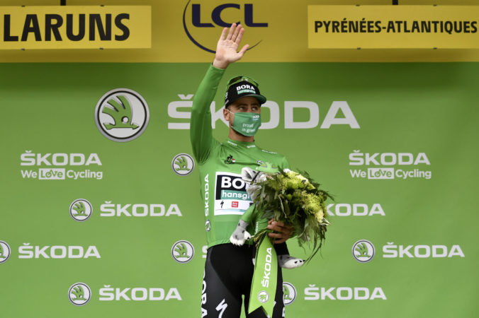 Tour de France 2020, 9. etapa, Peter Sagan