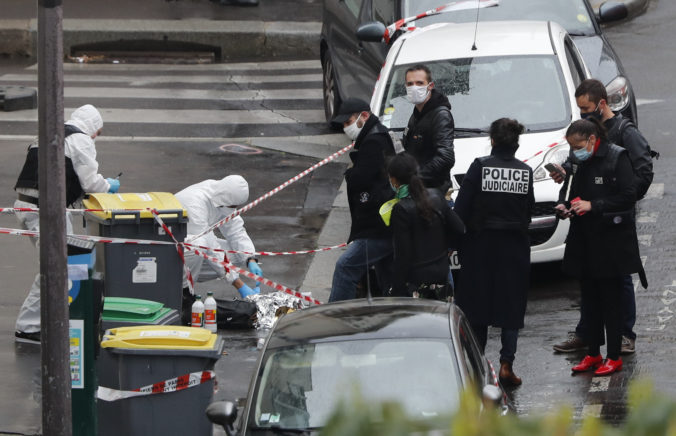 France Knife Attack