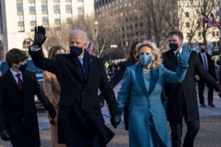 Inauguration Then And Now Photo Gallery