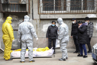 Virus Outbreak China WHO Wuhan Families