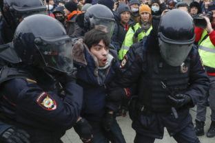 Explainer Russia Navalny Protests