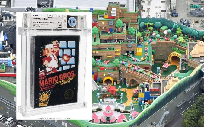 Japan Super Nintendo World